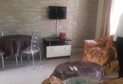 Appartement meublé de 2 Chambres à Kinshasa Gombe