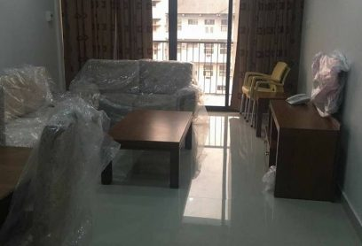Appartement meublé de 2 chambres