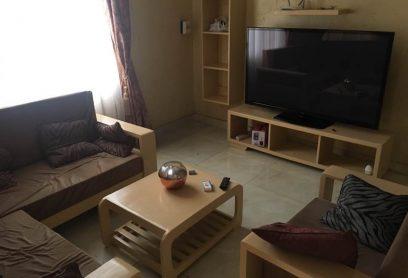 un bel appartement meublé de 2 chambres