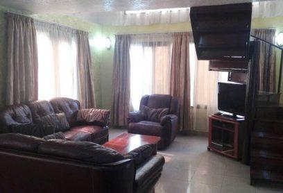 Appartement duplex meublé de 2 chambres Kinshasa