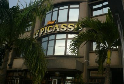 Hotel Picasso(suite) le luxe en plein matonge Kalamu,Kinshasa