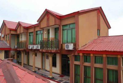 Empreinte Hôtel Kinshasa bandal excellent cadre de haute hôtellerie, confort, tranquillité…