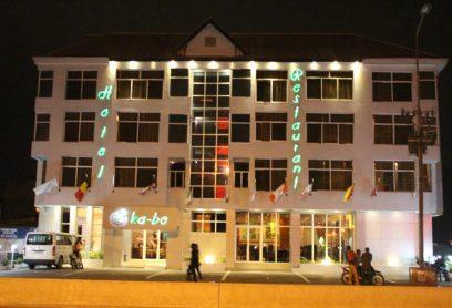 le Kabe Hotel est situé à Kinshasa, à 2,6 km de l'aéroport de Ndolo