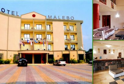 L'Hôtel Malebo est un grand complexe hôtelier a Ngaliema Kinshasa