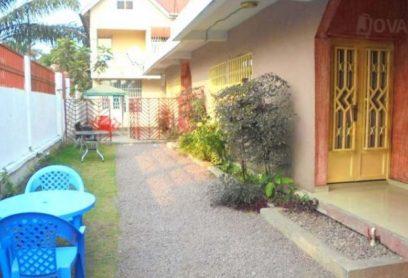 Visitez l'Auberge Cynthia est situé à Mpasa à Kinshasa