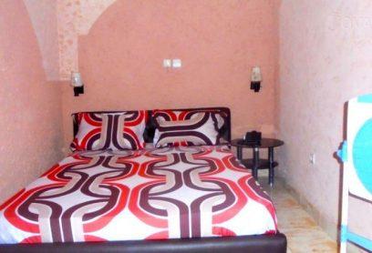 Flat Hôtel Chateau Brillant est situé dans un cadre calme à Kinshasa Bandal