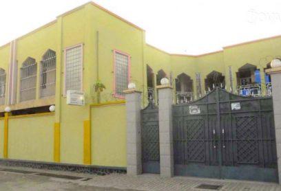 Flat Hotel La Découverte  à 10 min du centre ville de Kinshasa Lingwala Beau arts