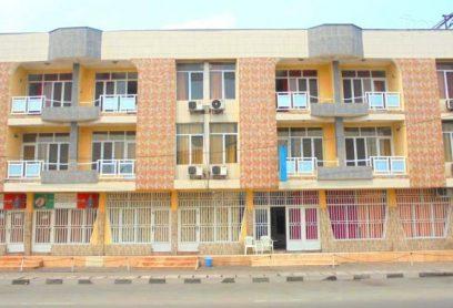 Flat Prestige Gambela est situé Kinshasa Kasavubu