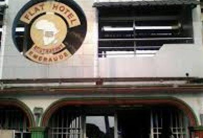 FLAT HOTEL EMERAUDE Kasavubu Kinshasa
