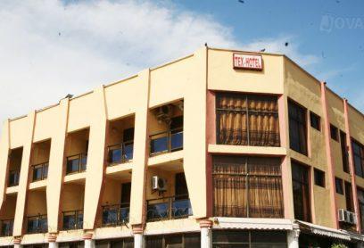 Tex Hotel se trouve sur av Kasavubu, Kinshasa Kasavubu Chaque chambre est entièrement climatisée