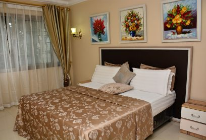 Hotel Mukina Inn Kinshasa Appart Bambou 1ch  plus spacieux
