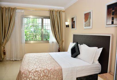 Mukina Inn dispose des appartements de luxe, très spacieux