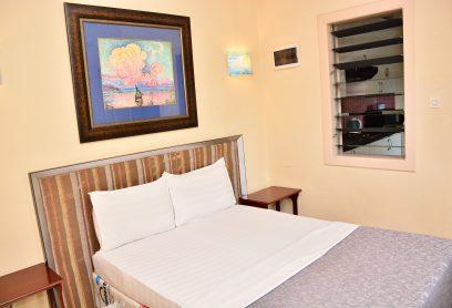 L'HôtelMukina Inn Appartement Palmier 1 ch