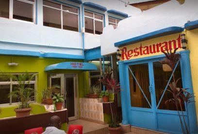 Hotel Pour Vous en plein centre ville de Kinshasa