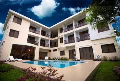 Visitez Le Havre De Paix All Suite Gombe Socimat, le grand luxe de Kinshasa